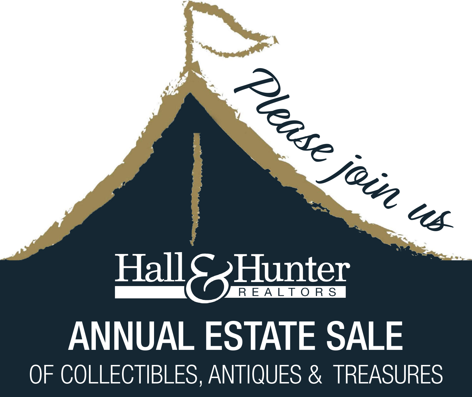 Save the Date for the Hall & Hunter Estate Sale