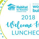 Women Build Welcome Home Luncheon