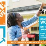 Home Depot Home Maintenance Workshop Flyer