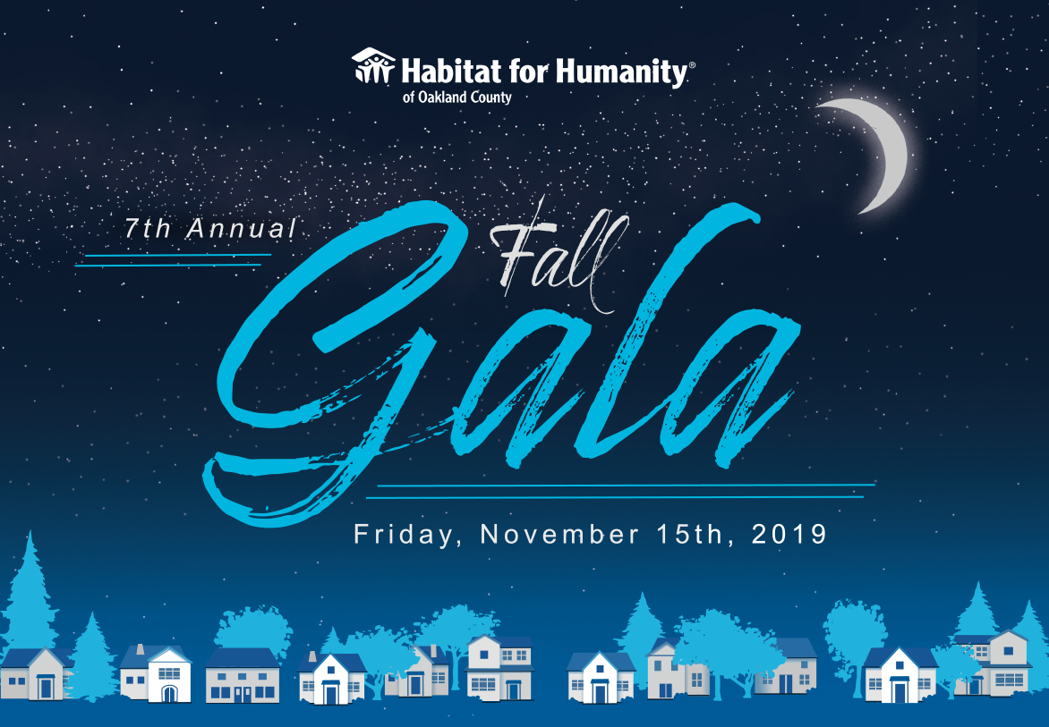 7th Annual Fall Gala