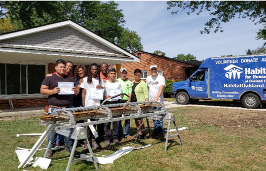 Habitat for Humanity of Oakland County Partners with Oakland University and others to create the Talent Development Coalition (TDC)