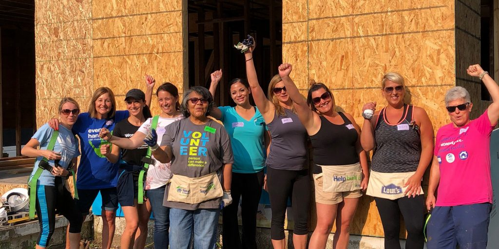 Women Build Featured Image