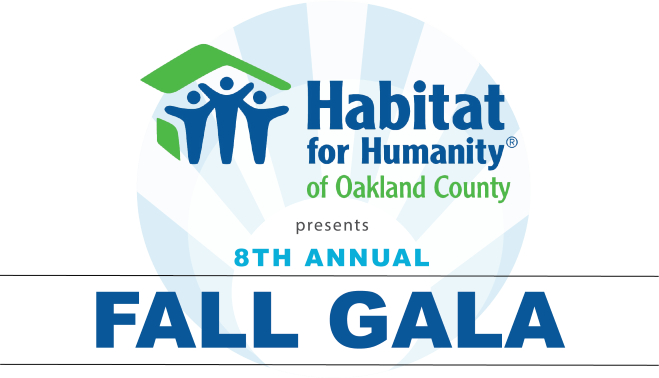 8th Annual Fall Gala: The Power of a Home