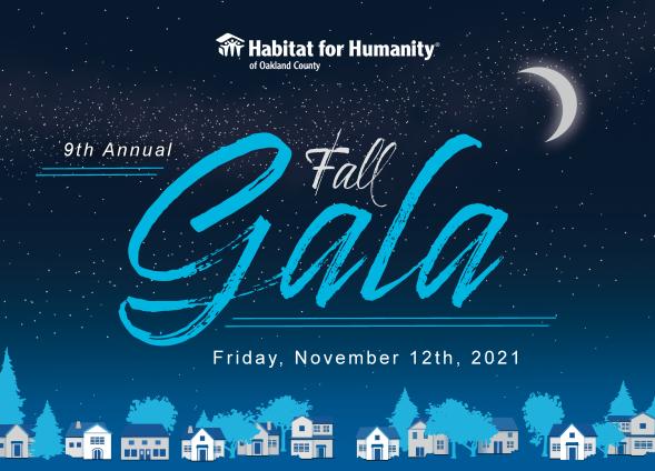 9th Annual Fall Gala